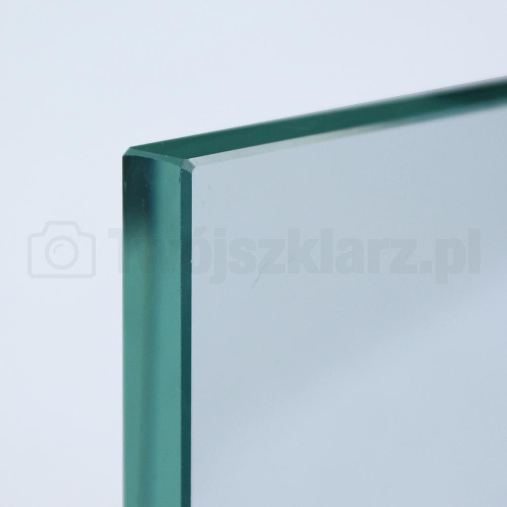 Szlifowane szkło krzyzowka