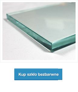 szkło bezbarwne na wymiar