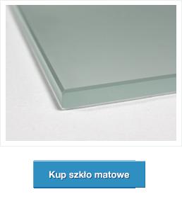 szkło matowe na wymiar