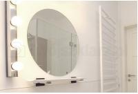 lustro na wymiar w kształtcie koła