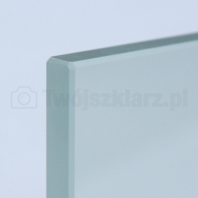 Szkło hartowane matowe Decormat