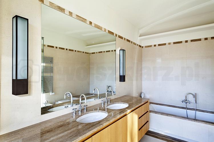lustra do łazienki wysokie