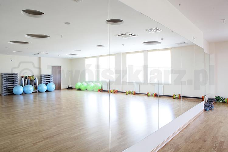 lustra dla sal gimnastycznych