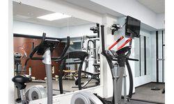 Dzielone lustra na wymiar do siłowni