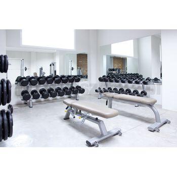 jasne lustra do siłowni