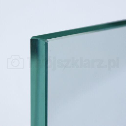 Szkło bezbarwne hartowane